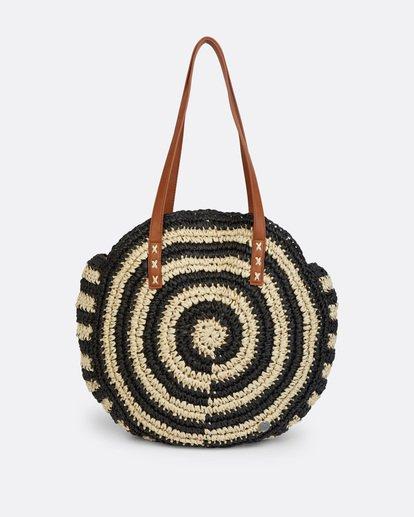 3 Round About - Bag for Women Black Q9BG12BIF9 Billabong