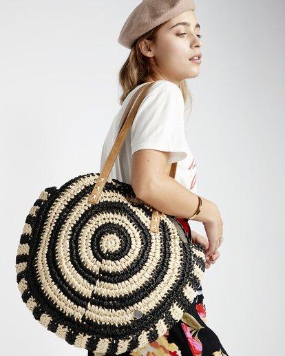 1 Round About - Bag for Women Black Q9BG12BIF9 Billabong