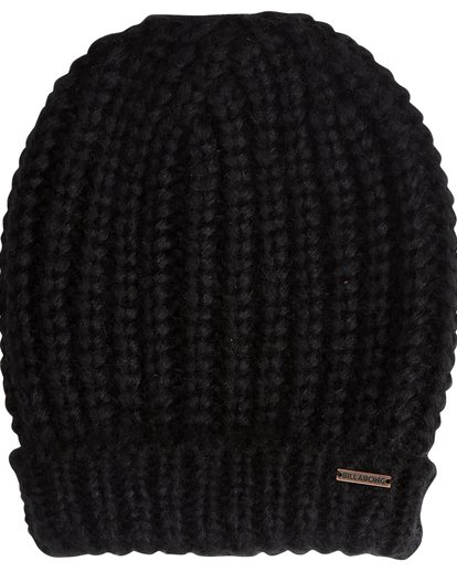 5 Perfect Time - Beanie for Women Black Q9BN01BIF9 Billabong