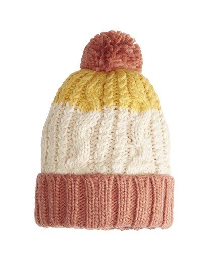 4 Headsss - Snow Beanie für Frauen Rosa Q9BN02BIF9 Billabong