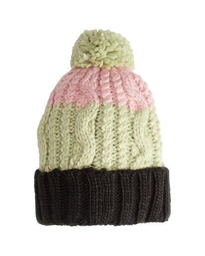 4 Headsss - Snow Beanie für Frauen Grün Q9BN02BIF9 Billabong