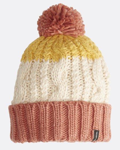 1 Headsss - Snow Beanie für Frauen Rosa Q9BN02BIF9 Billabong