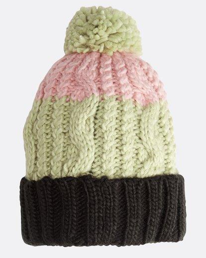 2 Headsss - Snow Beanie für Frauen Grün Q9BN02BIF9 Billabong