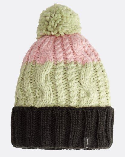 1 Headsss - Snow Beanie für Frauen Grün Q9BN02BIF9 Billabong