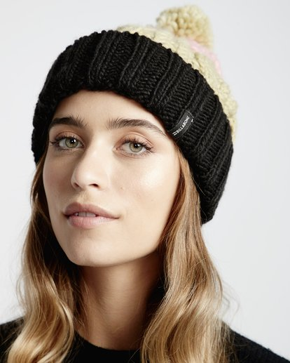 0 Headsss - Snow Beanie für Frauen Grün Q9BN02BIF9 Billabong