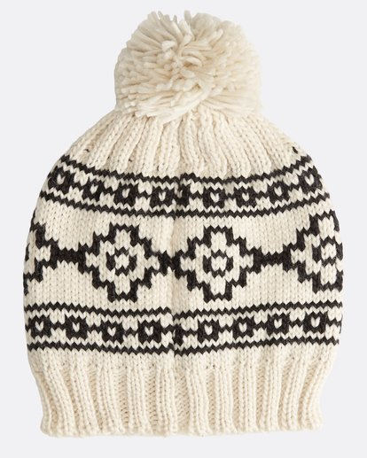 2 Bill - Snow Beanie für Frauen  Q9BN03BIF9 Billabong
