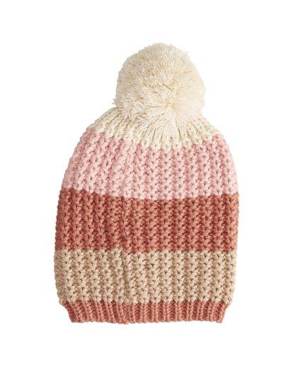 4 Hoodoo - Snow Beanie für Frauen Rosa Q9BN06BIF9 Billabong