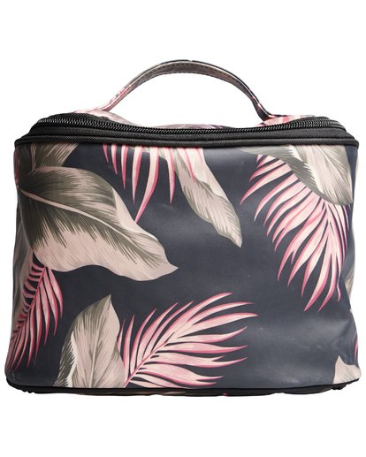 7 The Palms Beauty Case - Neceser para Mujer Verde Q9ES02BIF9 Billabong