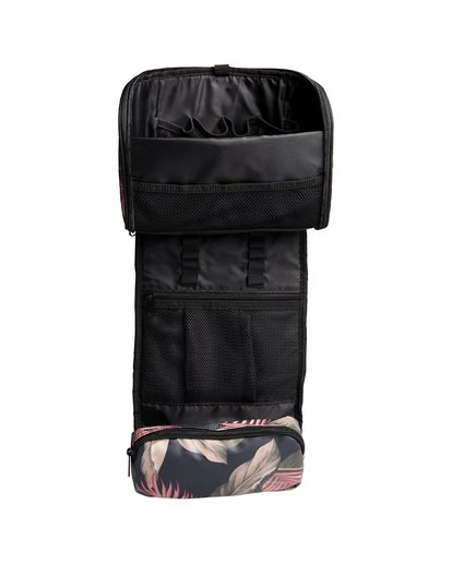 10 The Palms Beauty Case - Neceser para Mujer Verde Q9ES02BIF9 Billabong