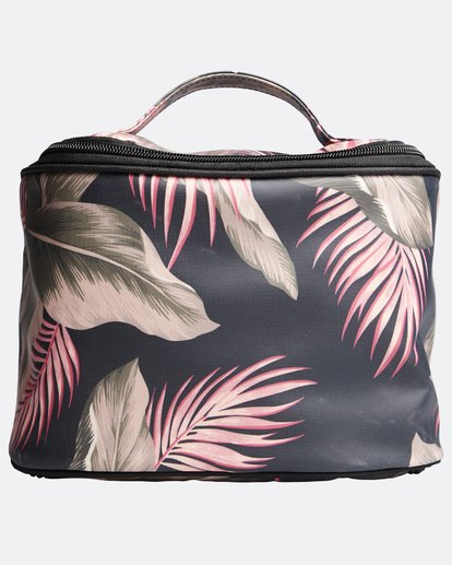 1 The Palms Beauty Case - Neceser para Mujer Verde Q9ES02BIF9 Billabong