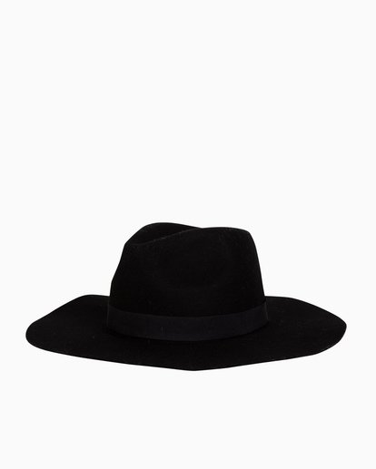 0 Great Scott - Sombrero para Mujer Negro Q9HT01BIF9 Billabong