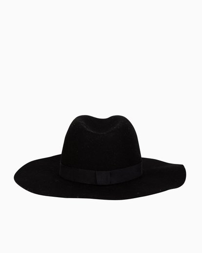 1 Great Scott - Sombrero para Mujer Negro Q9HT01BIF9 Billabong