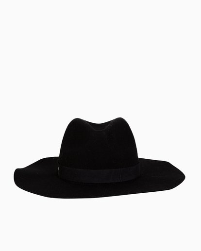 2 Great Scott - Sombrero para Mujer Negro Q9HT01BIF9 Billabong