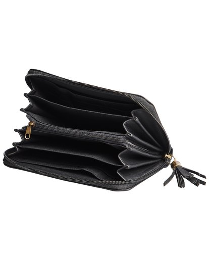 6 Armelle - Brieftasche für Frauen Schwarz Q9WL03BIF9 Billabong