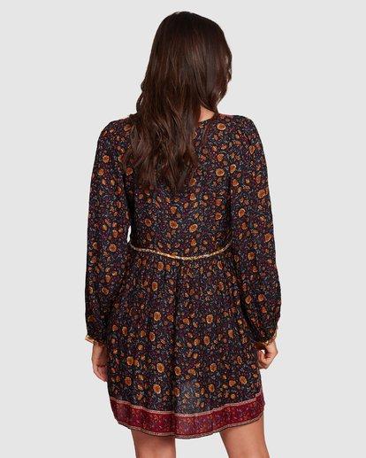 5 The Byron - Boho-Kleid für Frauen Schwarz R3DR21BIMU Billabong