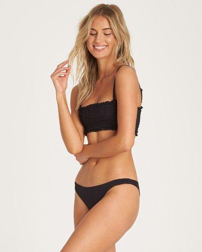3 Sol Searcher - Tube-Bikinitop für Frauen Schwarz R3ST01BIW9 Billabong
