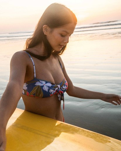 0 Love Louder - Bandeau-Bikinioberteil für Frauen  R3ST10BIMU Billabong