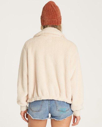 2 Always Cozy - Polarfleece-Jacke für Frauen Mehrfarbig R3WA05BIW9 Billabong