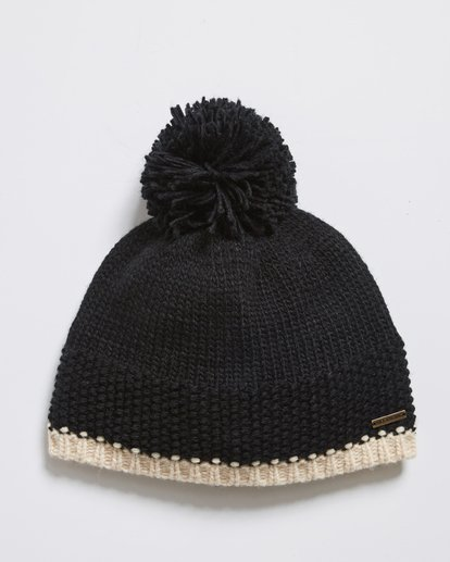 1 ZOE BEANIE Black R9BN02BIW9 Billabong