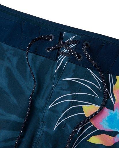 """4 Sundays Airlite 19"""" - Bañador de surf de pantalón de alto rendimiento para Hombre Azul S1BS05BIP0 Billabong"""