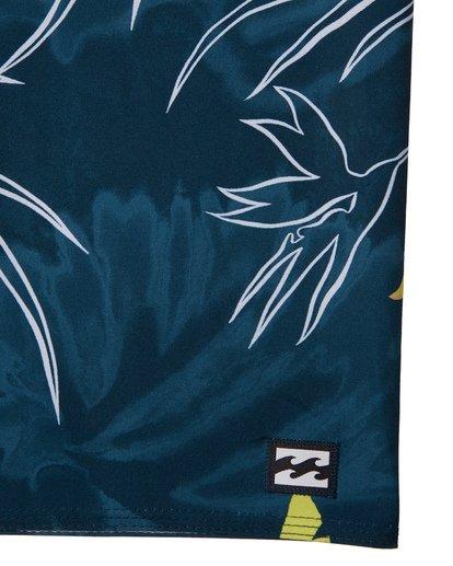 """5 Sundays Airlite 19"""" - Bañador de surf de pantalón de alto rendimiento para Hombre Azul S1BS05BIP0 Billabong"""