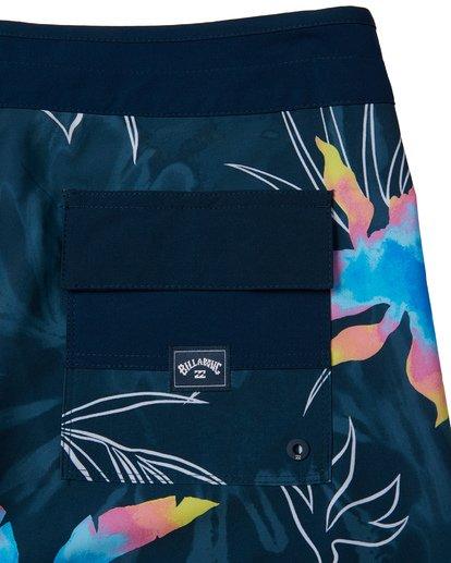"""6 Sundays Airlite 19"""" - Bañador de surf de pantalón de alto rendimiento para Hombre Azul S1BS05BIP0 Billabong"""