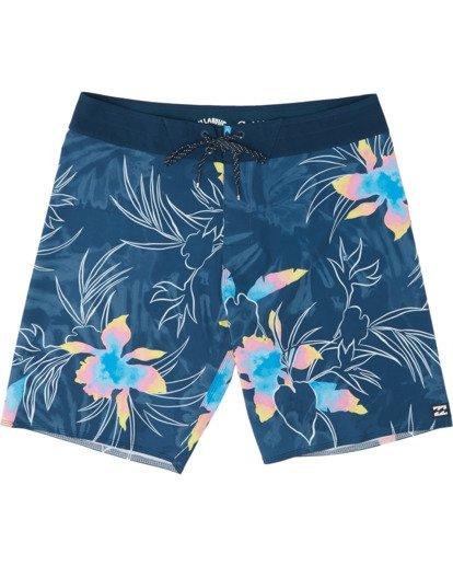 """0 Sundays Airlite 19"""" - Bañador de surf de pantalón de alto rendimiento para Hombre Azul S1BS05BIP0 Billabong"""