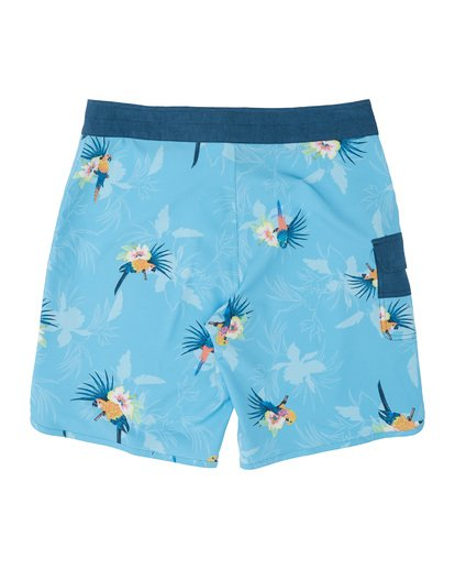 "1 73 Airlite 19"" - Performance Boardshorts für Herren Blau S1BS07BIP0 Billabong"