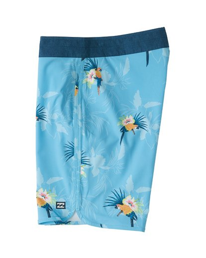 "2 73 Airlite 19"" - Performance Board Shorts for Men Blue S1BS07BIP0 Billabong"