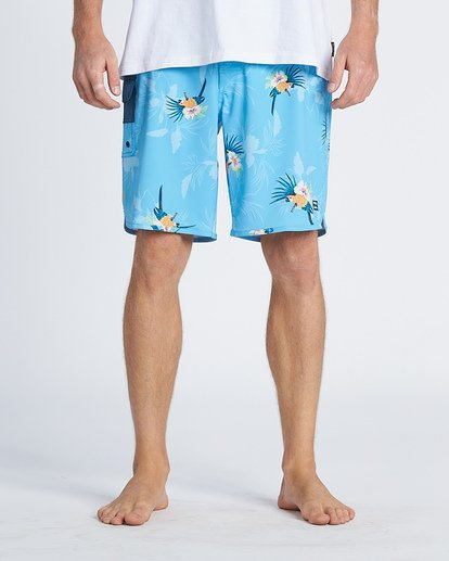 "7 73 Airlite 19"" - Performance Boardshorts für Herren Blau S1BS07BIP0 Billabong"