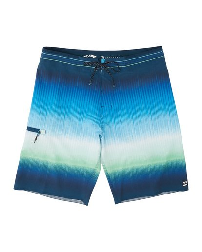 "0 Fluid Airlite 20"" - Performance Board Shorts for Men Green S1BS08BIP0 Billabong"