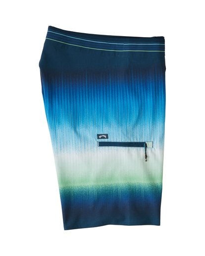 "3 Fluid Airlite 20"" - Performance Boardshorts für Herren Grün S1BS08BIP0 Billabong"