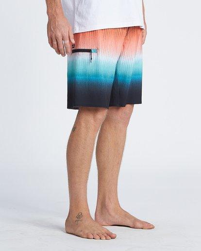 "8 Fluid Airlite 20"" - Performance Board Shorts for Men Blue S1BS08BIP0 Billabong"