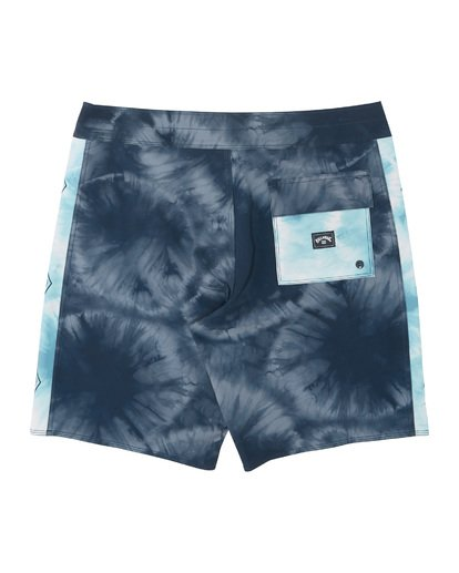 "1 D Bah Pro 19"" - Printed Board Shorts for Men Blue S1BS30BIP0 Billabong"