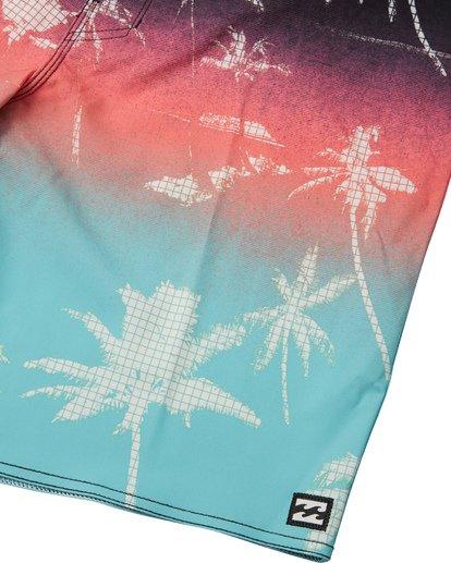 """7 Sundays Pro 19"""" - Bañador de surf de pantalón con estampado para Hombre Azul S1BS31BIP0 Billabong"""