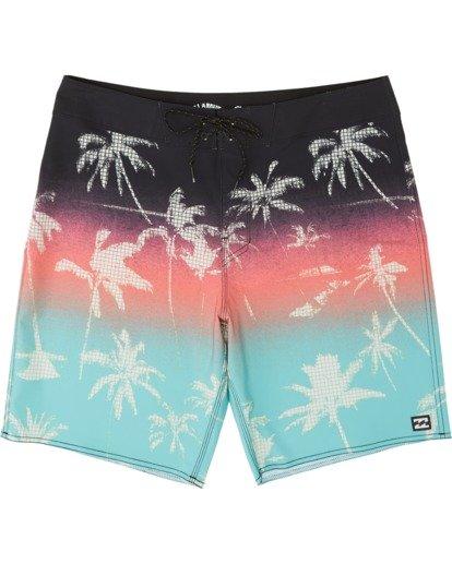 """2 Sundays Pro 19"""" - Bañador de surf de pantalón con estampado para Hombre Azul S1BS31BIP0 Billabong"""