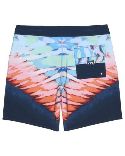 "3 Sundays Pro 19"" - Printed Board Shorts for Men Multicolor S1BS31BIP0 Billabong"