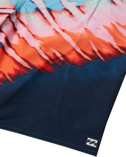 "7 Sundays Pro 19"" - Printed Board Shorts for Men Multicolor S1BS31BIP0 Billabong"