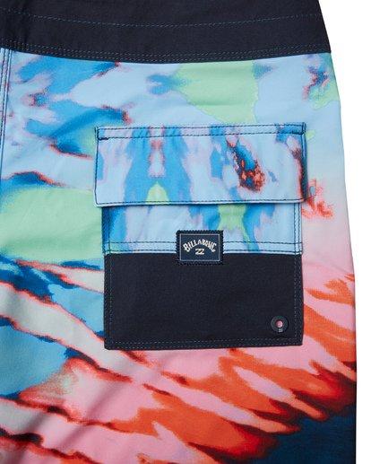 "8 Sundays Pro 19"" - Printed Board Shorts for Men Multicolor S1BS31BIP0 Billabong"