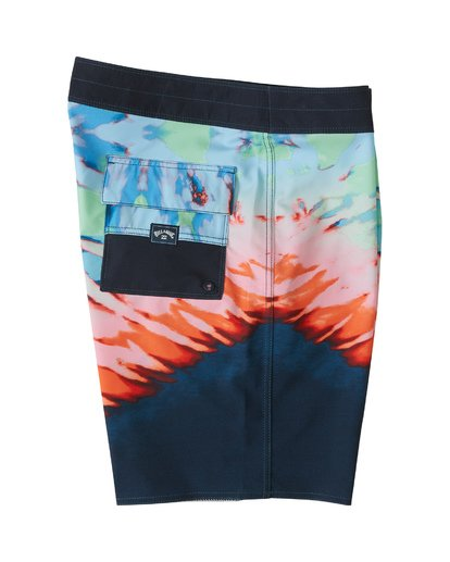 "5 Sundays Pro 19"" - Printed Board Shorts for Men Multicolor S1BS31BIP0 Billabong"