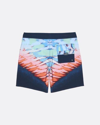 "1 Sundays Pro 19"" - Printed Board Shorts for Men Multicolor S1BS31BIP0 Billabong"