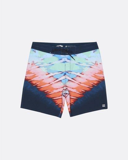 "0 Sundays Pro 19"" - Printed Board Shorts for Men Multicolor S1BS31BIP0 Billabong"