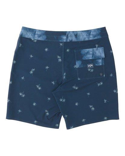 """3 Sundays Mini Pro 19"""" - Bañador de surf de pantalón con estampado para Hombre Azul S1BS34BIP0 Billabong"""