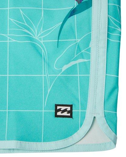 """5 73 Line Up Pro 19"""" - Bedruckte Boardshorts für Herren Blau S1BS35BIP0 Billabong"""