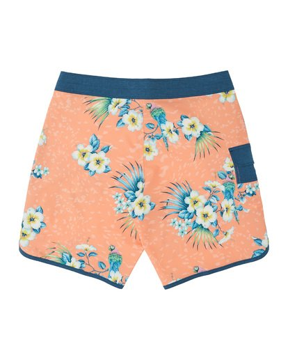 "1 73 Line Up Pro 19"" - Printed Board Shorts for Men Multicolor S1BS35BIP0 Billabong"