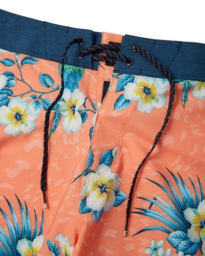 "4 73 Line Up Pro 19"" - Printed Board Shorts for Men Multicolor S1BS35BIP0 Billabong"
