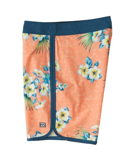 "2 73 Line Up Pro 19"" - Printed Board Shorts for Men Multicolor S1BS35BIP0 Billabong"