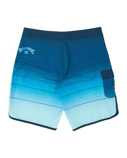 """1 73 Stripe Pro 20"""" - Gestreifte Boardshorts für Herren Blau S1BS36BIP0 Billabong"""