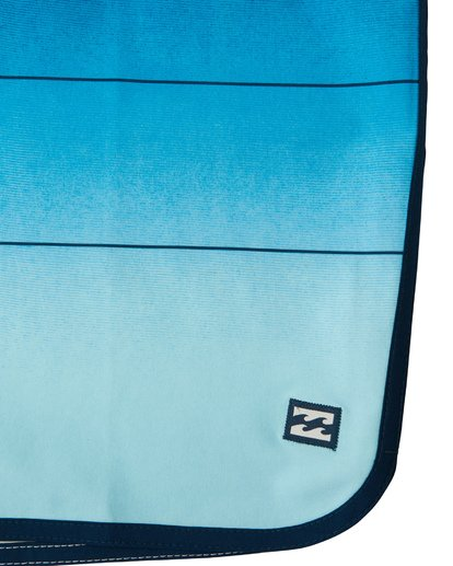 """5 73 Stripe Pro 20"""" - Gestreifte Boardshorts für Herren Blau S1BS36BIP0 Billabong"""