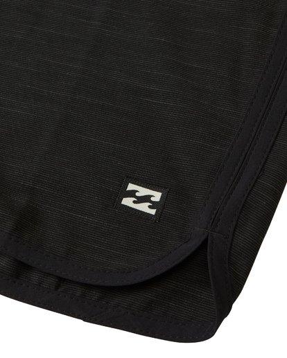 """7 73 Pro 20"""" - Bañador de surf de pantalón de alto rendimiento para Hombre Negro S1BS38BIP0 Billabong"""